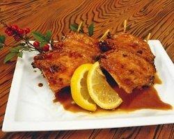 Grilled Chicken Fujioka