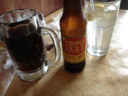 XXX Root Beer----Yum.