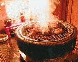 Grilled Beef Changu