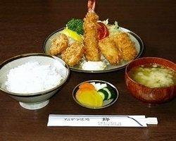 Fried Pork Cutlet Nishiki