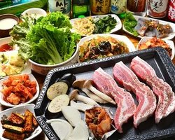 Korean Food Nandaimon