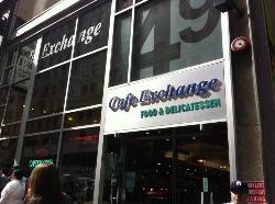 Cafe Exchange