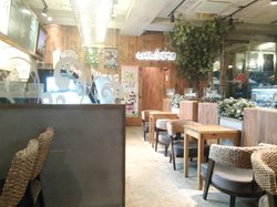 Caffe Bene  Bundang Yatap Station Store
