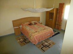 Zimmer im Hotel-Bereich