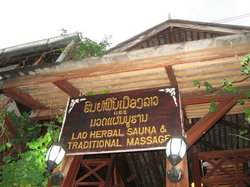 Lemongrass Sauna and Traditional Massage