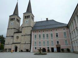 Konigliches Schloss Berchtesgaden