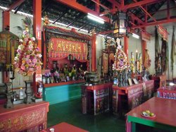 Chinese Temple and Museum Chung Wah