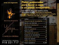 imagen Restaurante Yeyu en Cercedilla