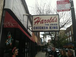 ‪Harold's Chicken Shack‬