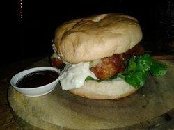 Amp Burger