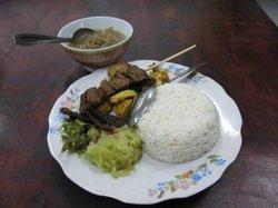 """Dapur Vegetarian """"Sai Khassaya"""""""