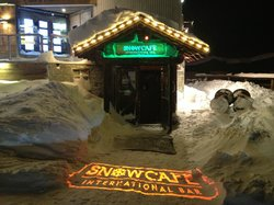 SnowCafe International Bar