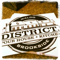 District Pour House + Kitchen