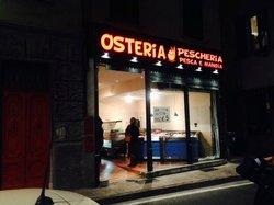 Osteria Pescheria Pesca e Mangia