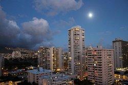 Ohana Waikiki East Hotel - View from the Room