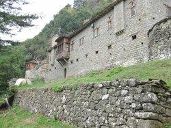Monastery of Agiou Nikolaou, Metsovo