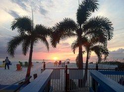 Paradise at the pool at Plaza Beach