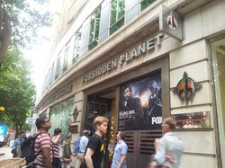 Forbidden Planet - The store
