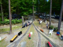 Hakuba Mini Train Park