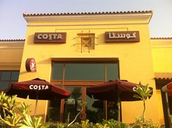 Costa Coffee Arabian Ranches