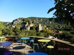 Hotel Navas les hauts de Moureze