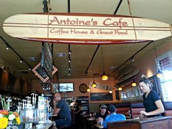 Antoine's Cafe
