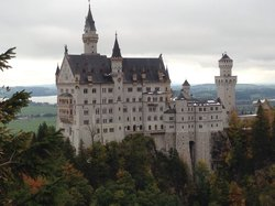 Castillo Neushwanstein