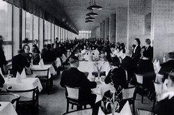 Restaurant in 1936