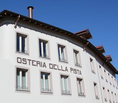Hotel Osteria della Pista Malpensa Airport