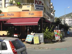 Pop-in restaurant alanya