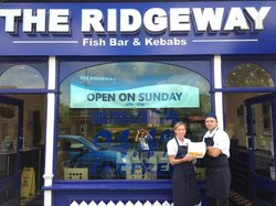 The Ridgeway Fish Bar