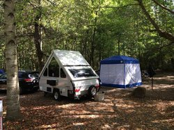 Gee Creek Campground- Hiwassee Scenic River Park