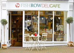 Fish Row Deli Cafe