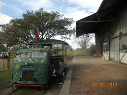 Tren Historico de Villa Elisa