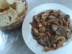 imagen Restaurante Los Olivos en Peñas de San Pedro