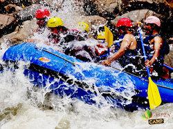 Rishikesh Ganga River Rafting