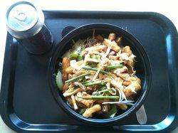 Wok'n noodles