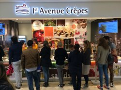 1st Avenue Crêpes