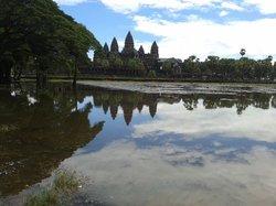 Angkor Visitor