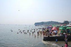 傅家庄海滩