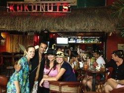 Kokonuts Bar Restaurant Sport Bar & Disco