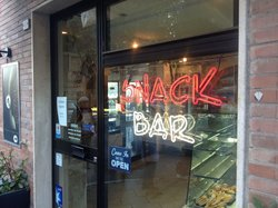 Snack Bar 1961