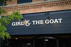 ‪Girl & The Goat‬