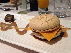Le Big Mac Aron