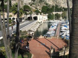 Fontvieille Shopping Centre