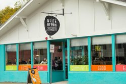 White Heron Tea & Coffee Community