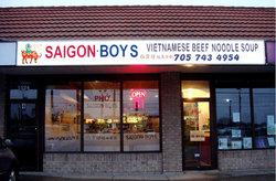 Saigon Boys Vietnamese Restaurant