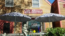 Cafe Alfresco