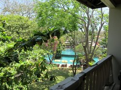 View from room (1401)