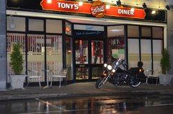 Tony's Grill Diner